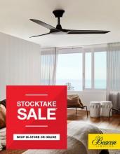 Beacon Stocktake sale!