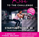 Rise to the Challenge Fernwood National Challenge 2020